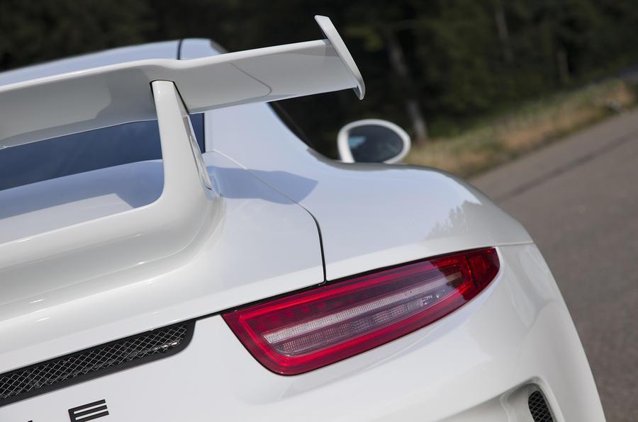 Porsche 911 GT3 Clubsport rear light
