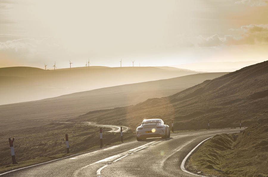 Going anywhere, fast: a UK roadtrip in a Porsche 911 GT3