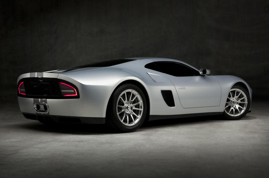 Galpin GTR1 unveiled at Pebble Beach
