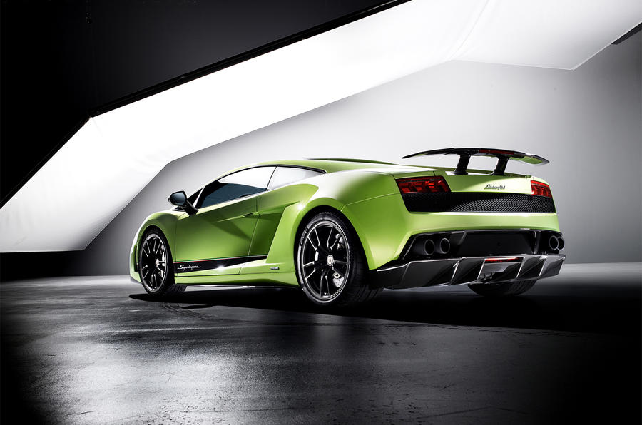 The history of Lamborghini - picture special
