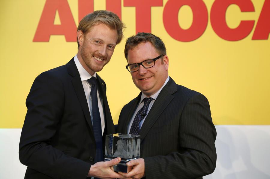 Honouring Ron Dennis and Tesla at Autocar's new awards bash