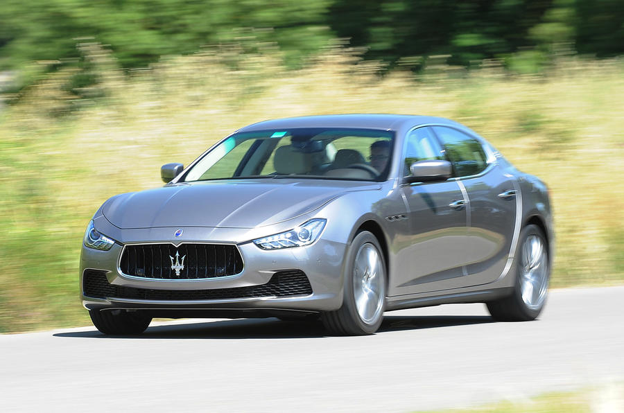 Quick news: Maserati boosts sales; delay for Cadillac diesel