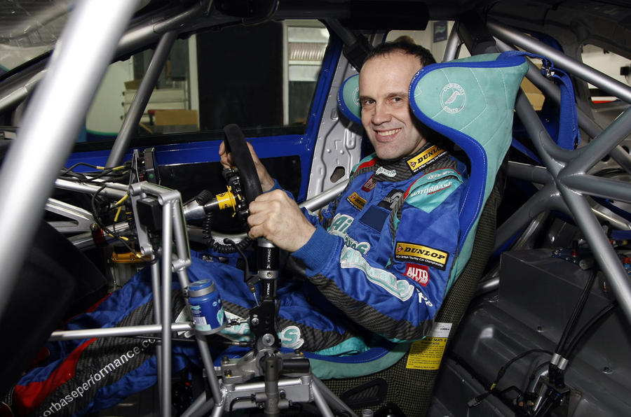 Fabrizio Giovanardi returns to BTCC with Airwaves Racing