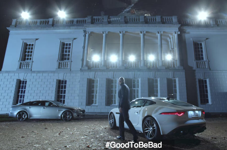 "Your suggestions for Jaguar's next ""Good to be Bad"" advert"