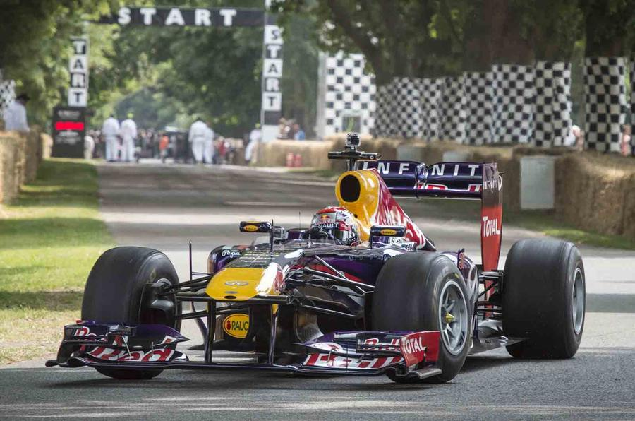 Goodwood Festival of Speed 2014 dates announced