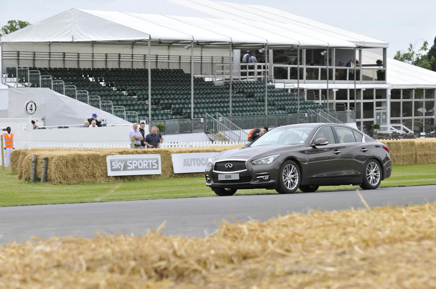 The Goodwood Festival of Speed is Britain's surrogate motor show