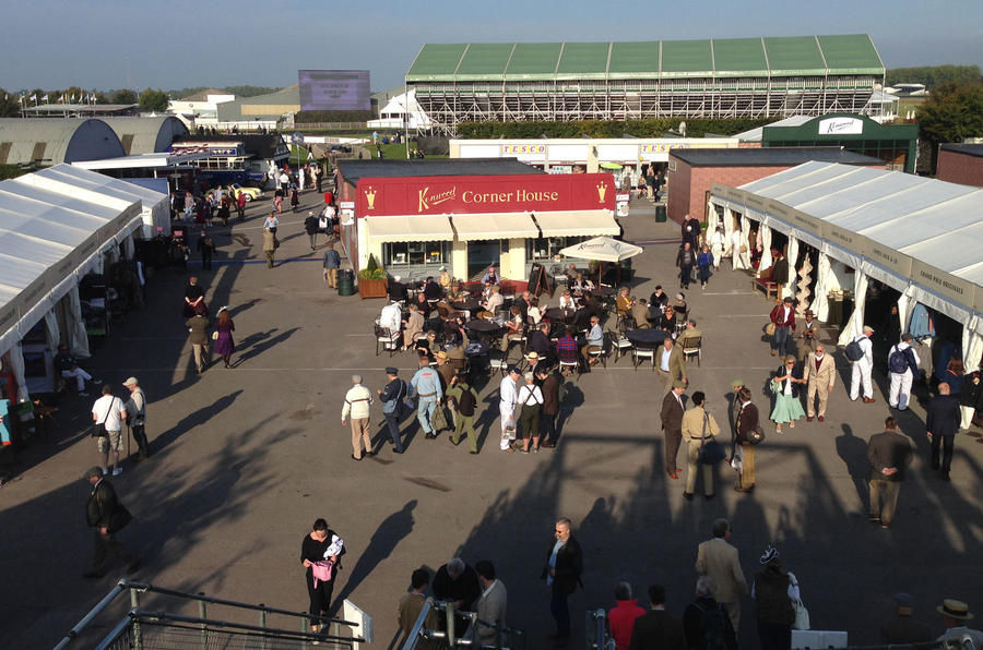 Goodwood Revival 2014 show gallery