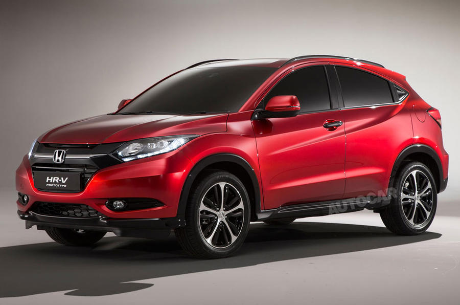 2015 Honda HR-V - prices, specs and launch date | Autocar