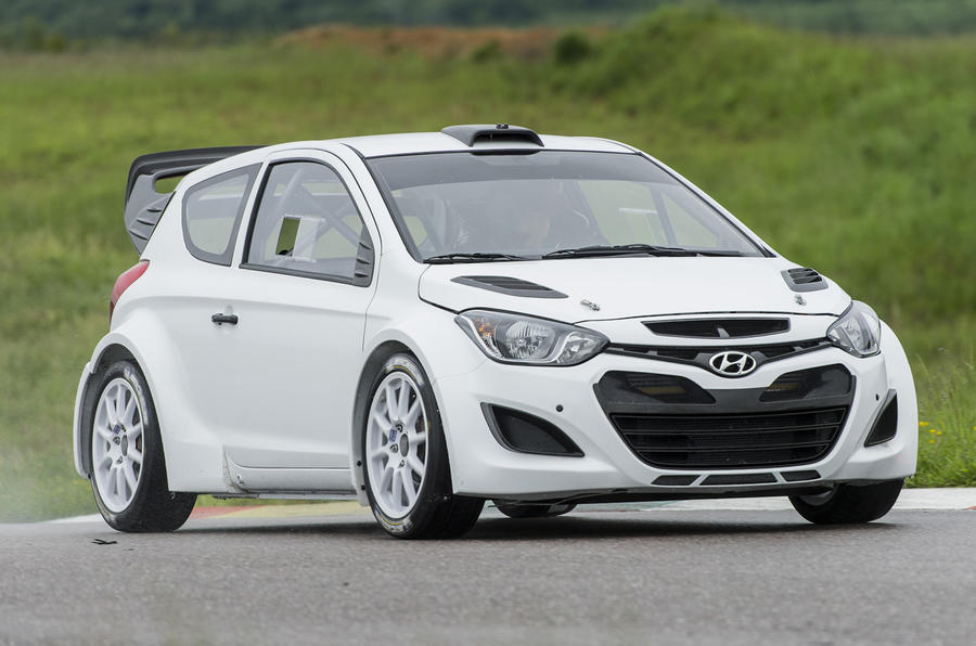 Hyundai plans to launch WRC versions of road cars