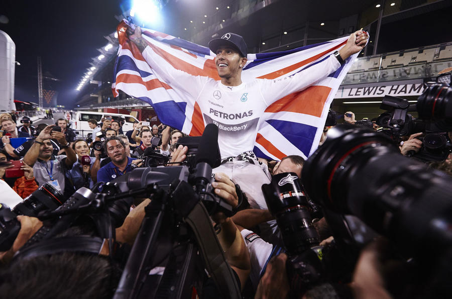 What a second Formula 1 world title means for Lewis Hamilton