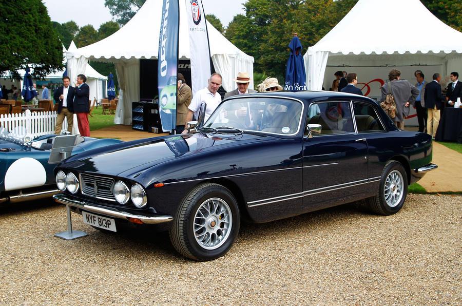 Bristol Previews New Project Pinnacle Anniversary Car