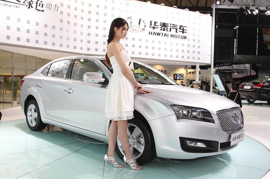 Hawtai Motor plots European push: Shanghai motor show 2013