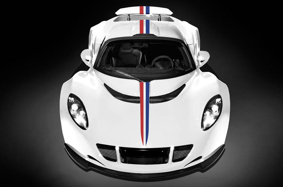Quick news: Venom GT special; Audi's Le Mans livery; Brabus tunes CLA45 AMG