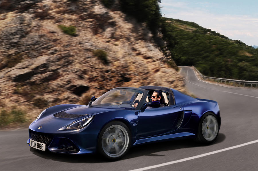 Lotus Exige S Roadster details confirmed