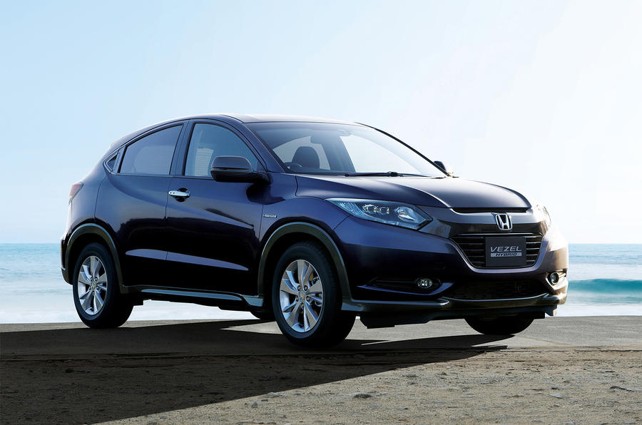 Quick news: Honda Vezel opens in Japan, Audi design boss moves to Italdesign