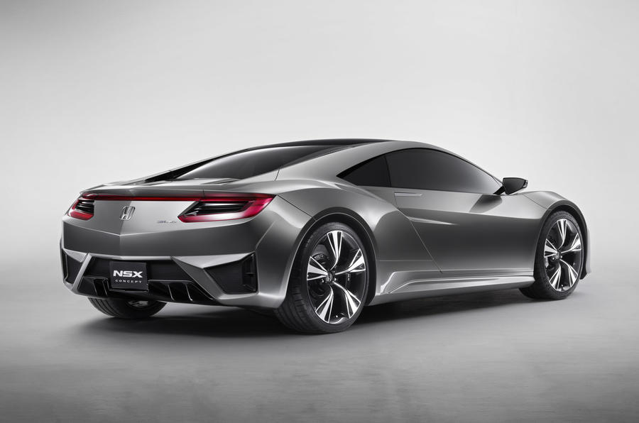 Honda NSX and Civic Type R concepts to star at Goodwood