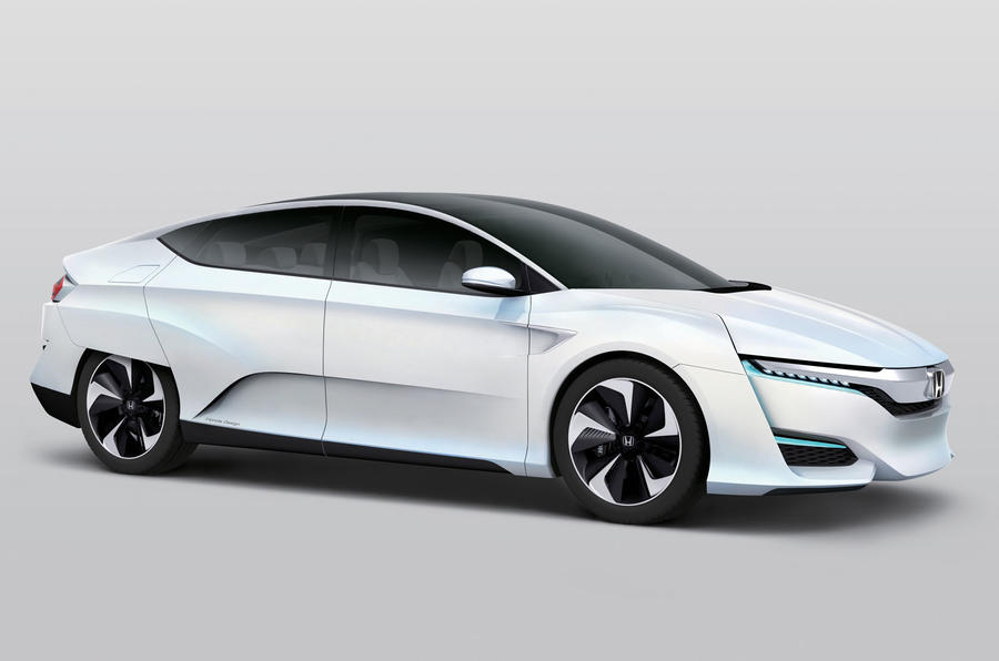 Honda to bring hydrogen-powered FCV to market in 2016