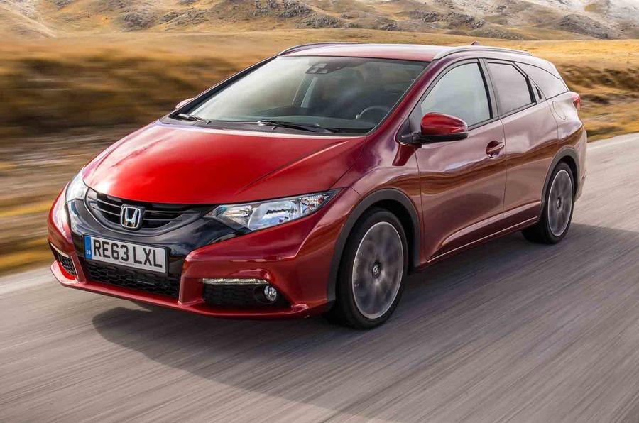 New Honda Civic Tourer to cost from £20,265