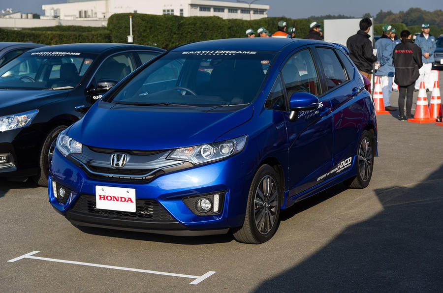 Honda Jazz first drive review