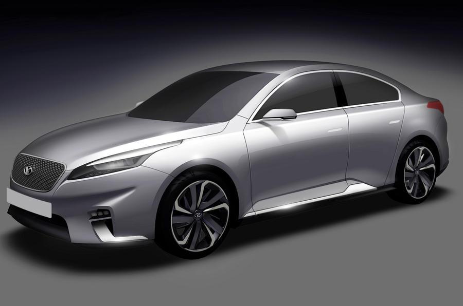 Kia launches new Chinese brand: Shanghai motor show 2013