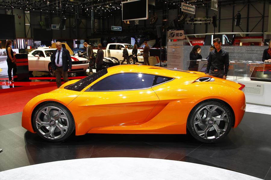 Hyundai PassoCorto concept gets Geneva premiere