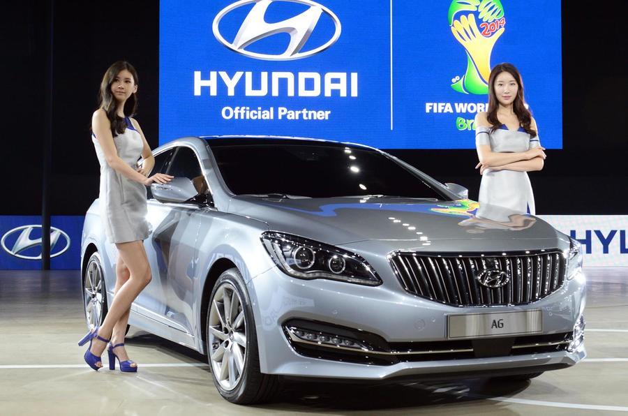 Quick news: posh new Hyundai; UK production up; noisy VW Amarok