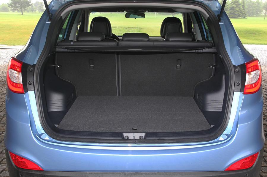 Hyundai ix35 first drive review