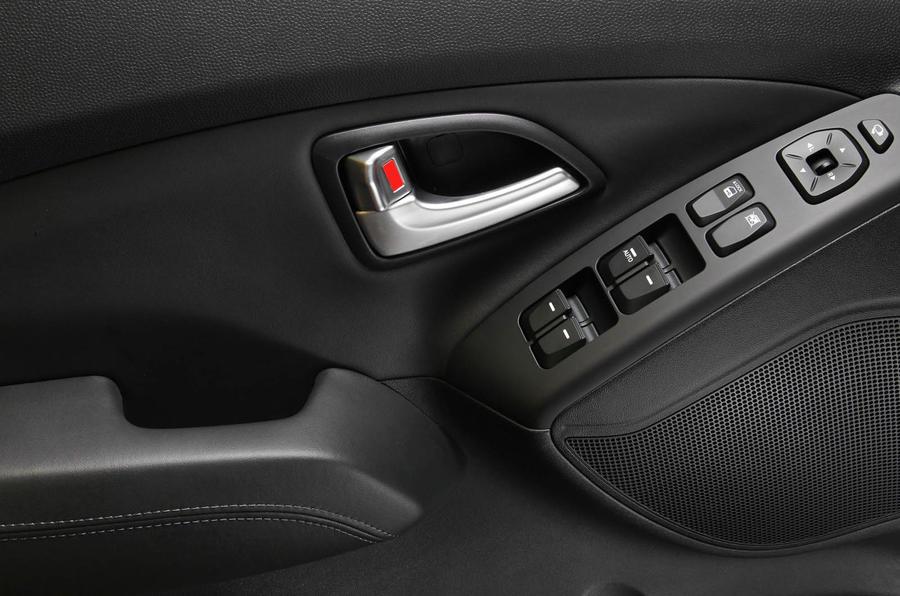 Hyundai ix35 door card