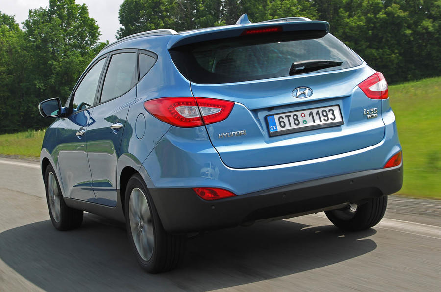 Hyundai ix35 first drive review
