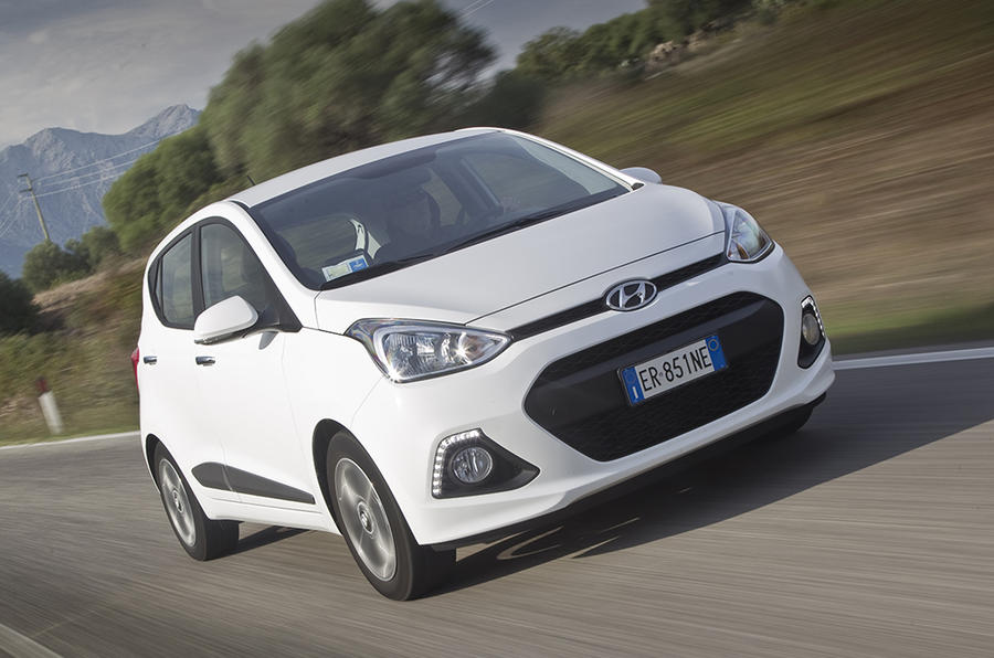 New Hyundai i10 pricing revealed