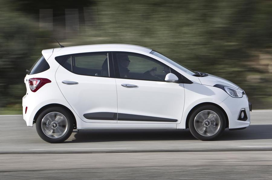 Hyundai i10 1.0 first drive review