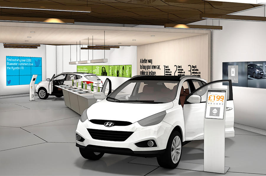 Hyundai launches new digital car showroom