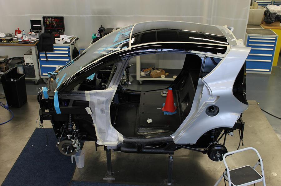 Yamaha to build Gordon Murray city car