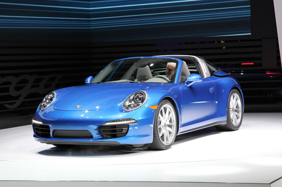 Lifting the lid on the new Porsche 911 Targa