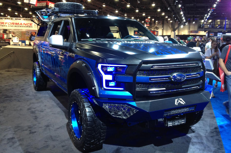 SEMA 2014 - a celebration of cars at their most outrageous best