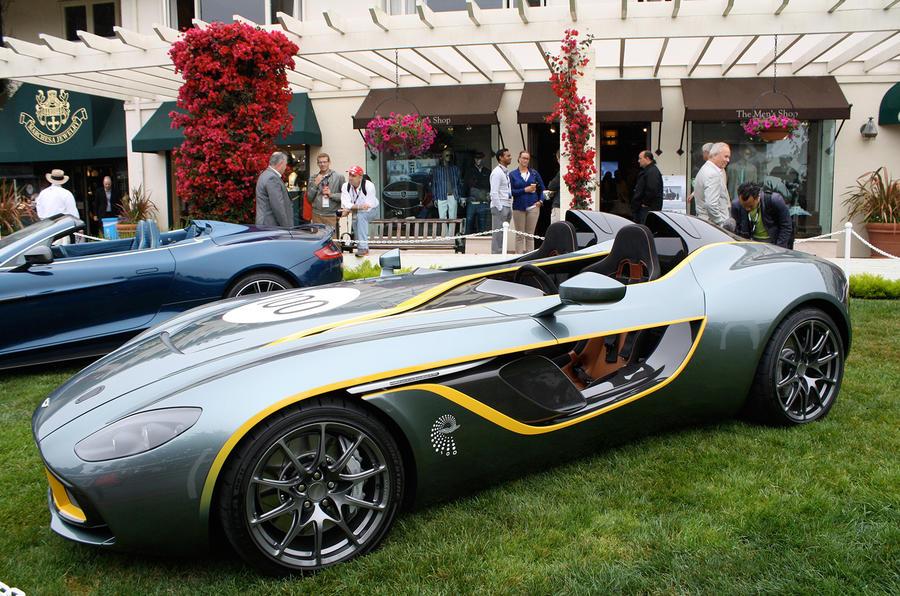 McLaren, Bugatti, Aston turning Pebble into a motorshow