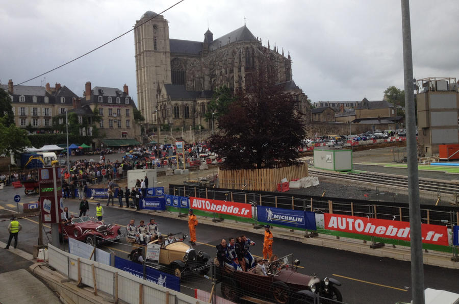 A first-timer's journey to Le Mans