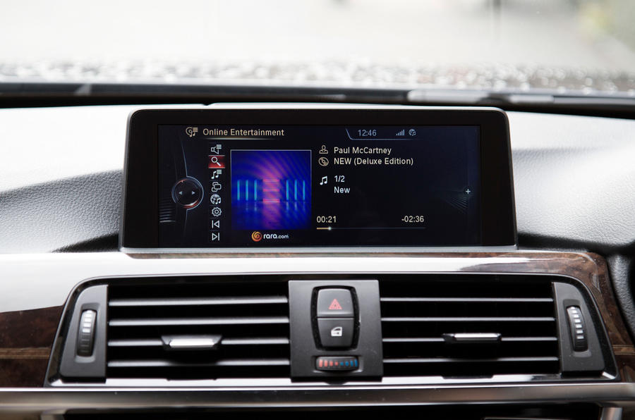 BMW offers audio streaming without the data worries