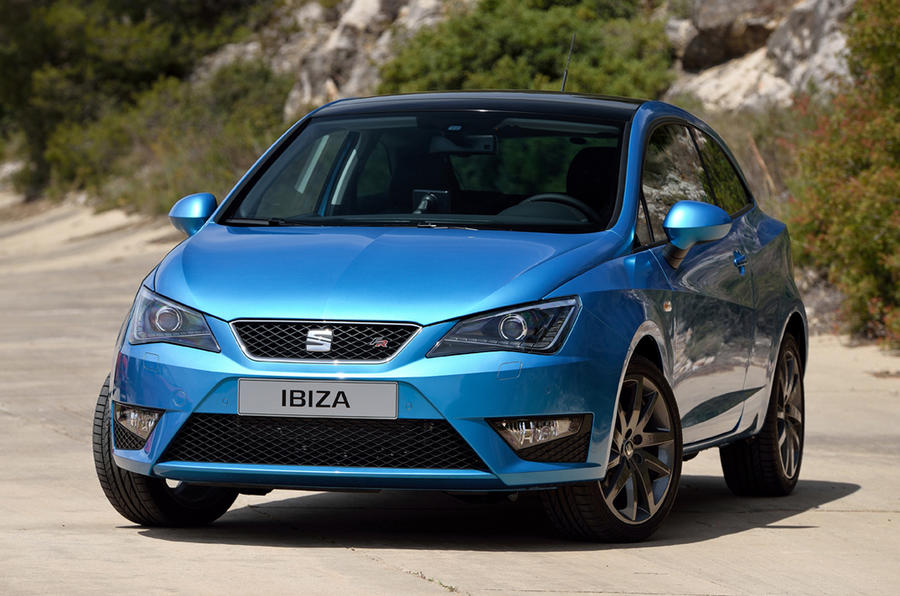 History of the Seat Ibiza - picture special