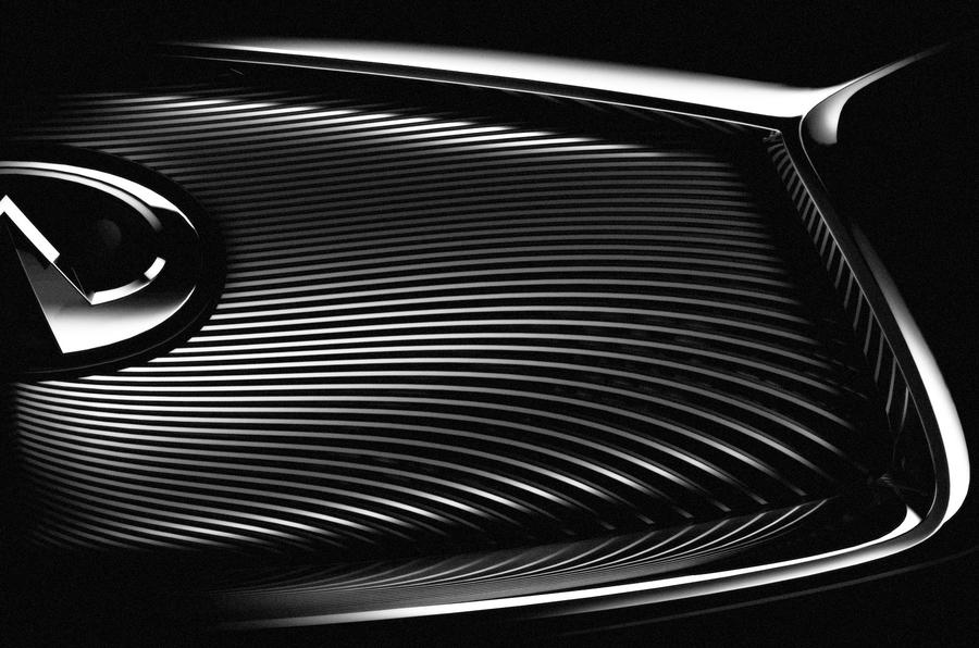 Infiniti to reveal range-topping Q80 concept at Paris show
