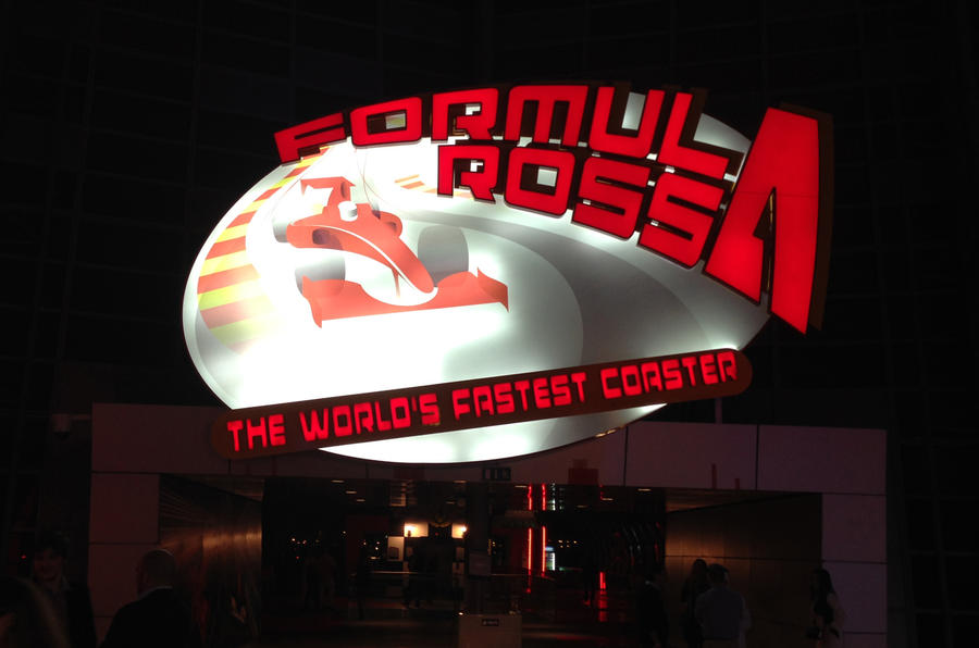 Inside Ferrari World - picture special