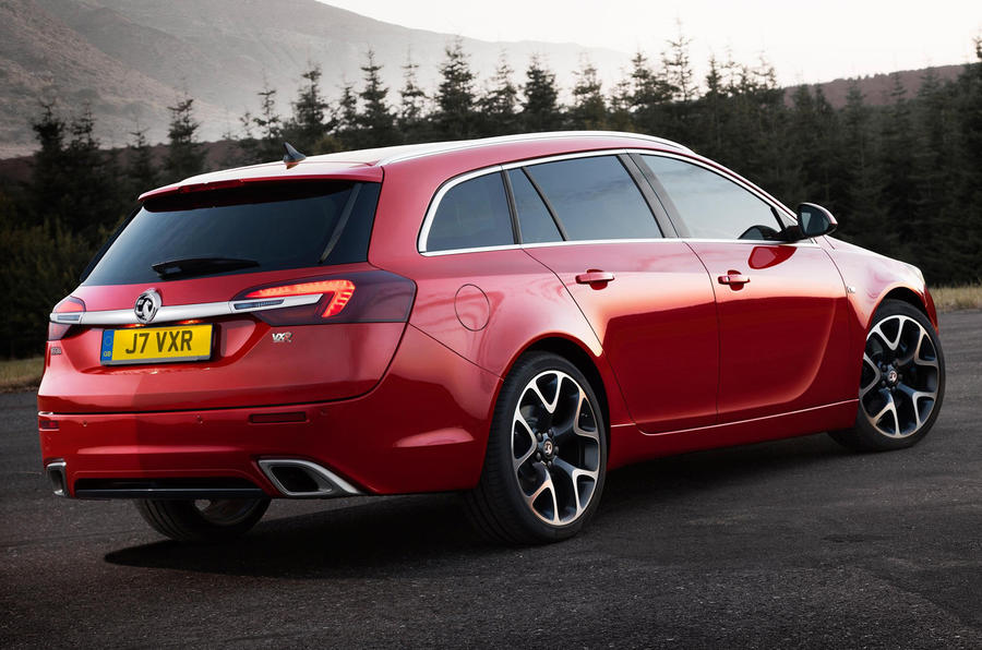 Vauxhall Insignia VXR SuperSport facelift unveiled