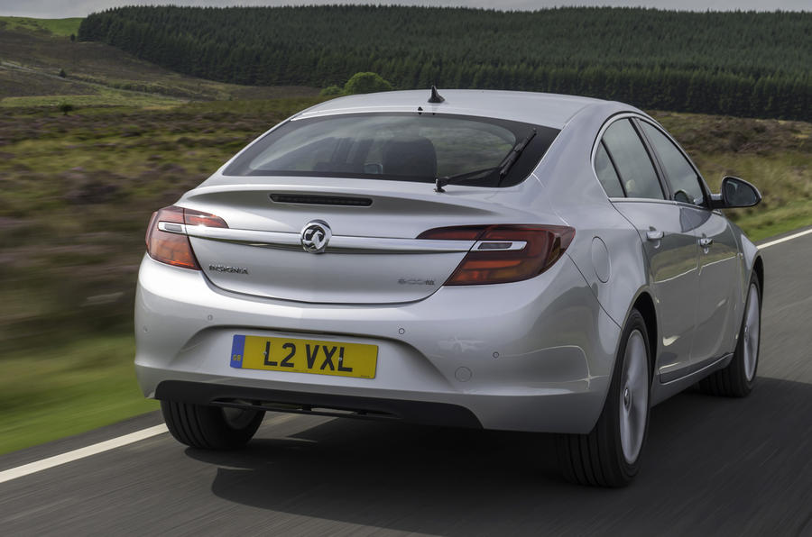 Vauxhall Insignia 1.6 SIDI Elite first drive