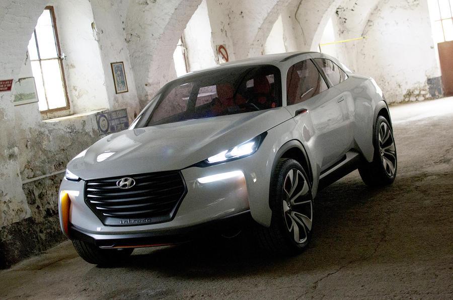 Intrado concept previews Hyundai's future design language