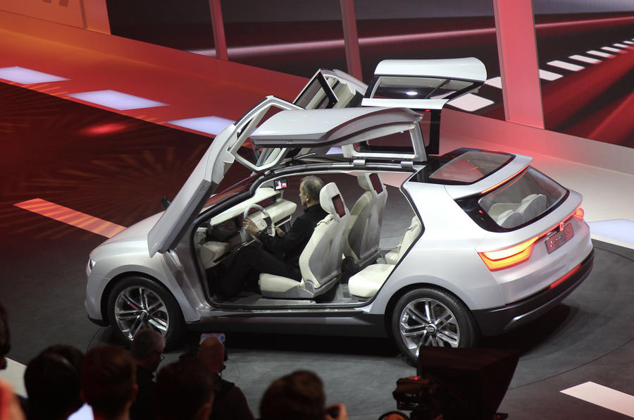 Giugiaro Clipper electric MPV unveiled