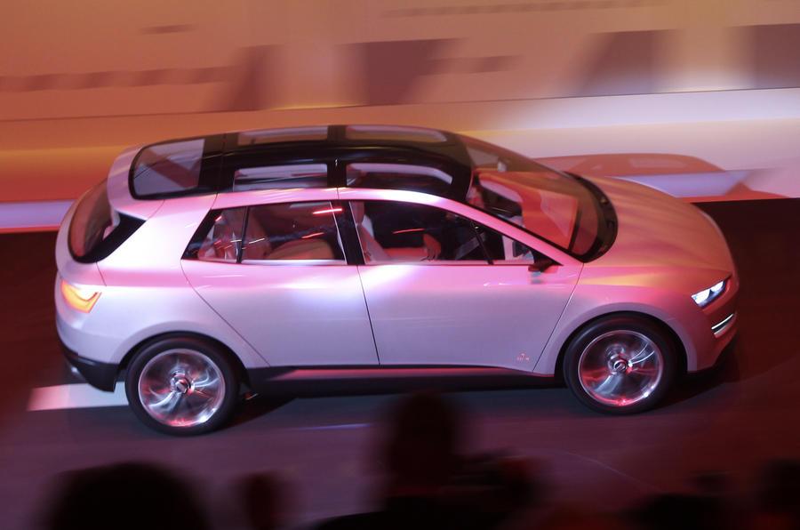 Giugiaro Clipper electric MPV unveiled