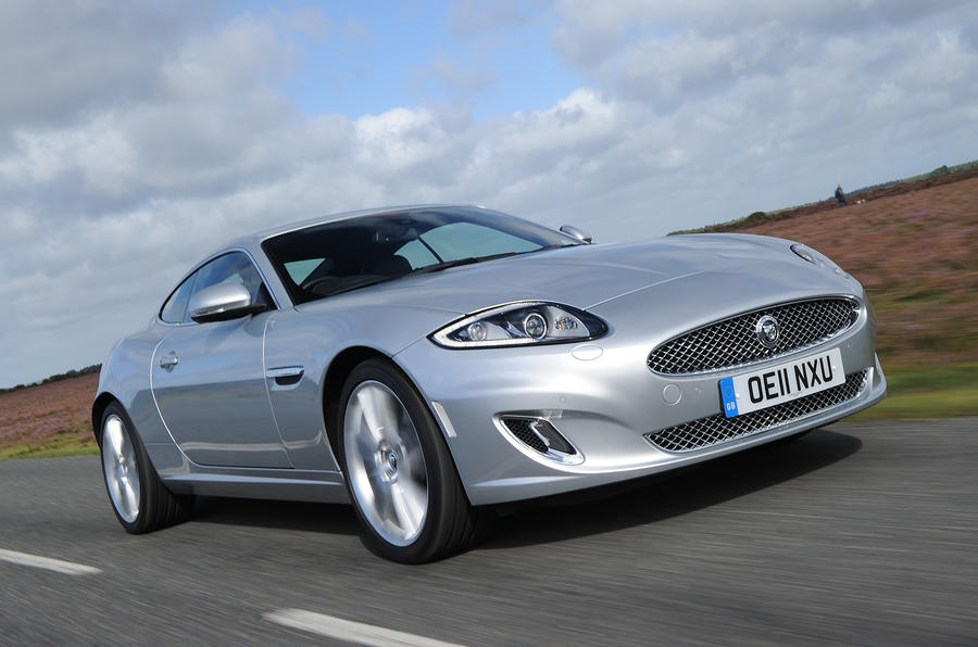 Jaguar XK axed in UK
