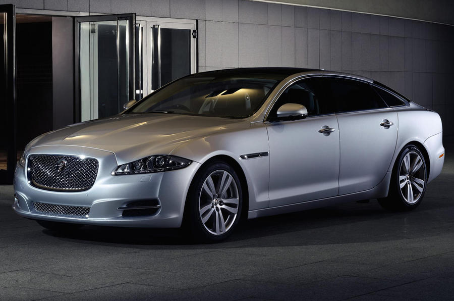 Jaguar XJ updates revealed