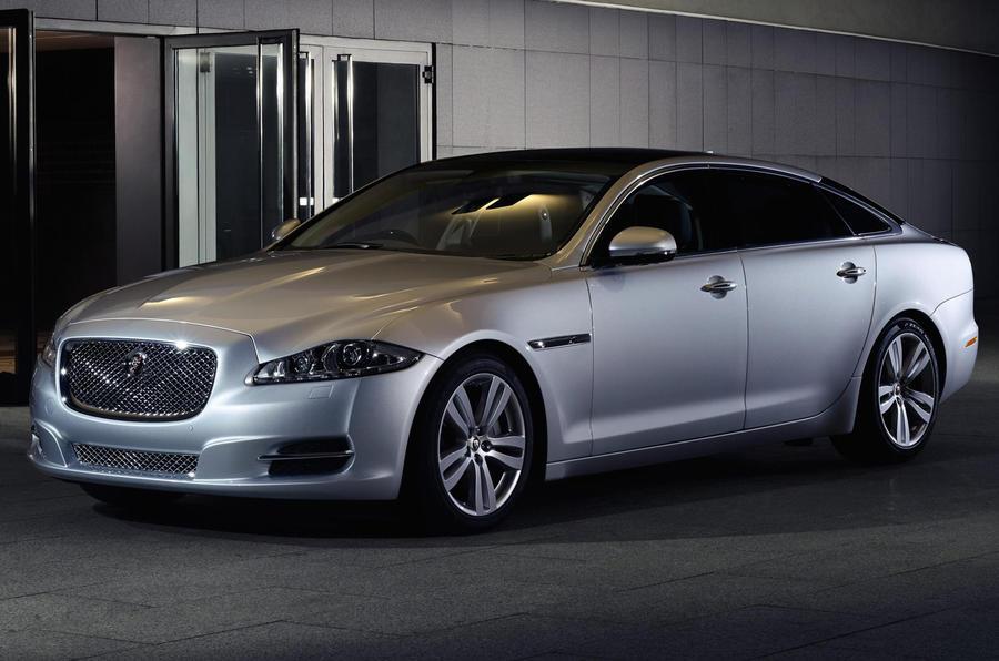 Jaguar XJ Updates Revealed