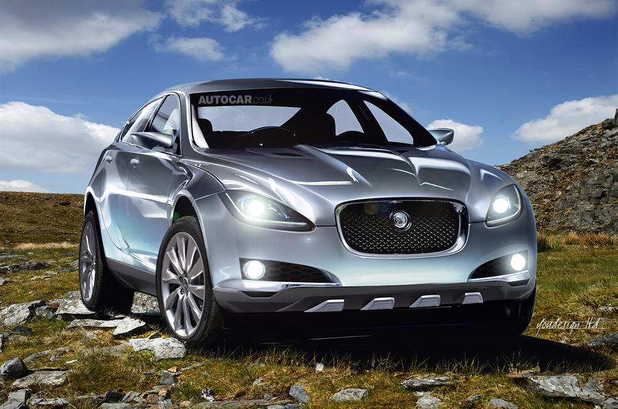 Jaguar SUV due in 2016